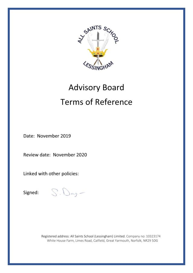 thumbnail of Advisory Board Terms of Reference 2019-2020