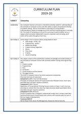 thumbnail of computing curriculum plan 2019-2020